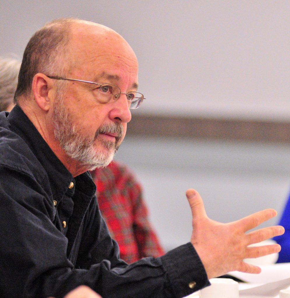 Augusta City Manager William Bridgeo delivered a budget to city councilors late Friday night that would require a 6.6 percent increase in property taxes.