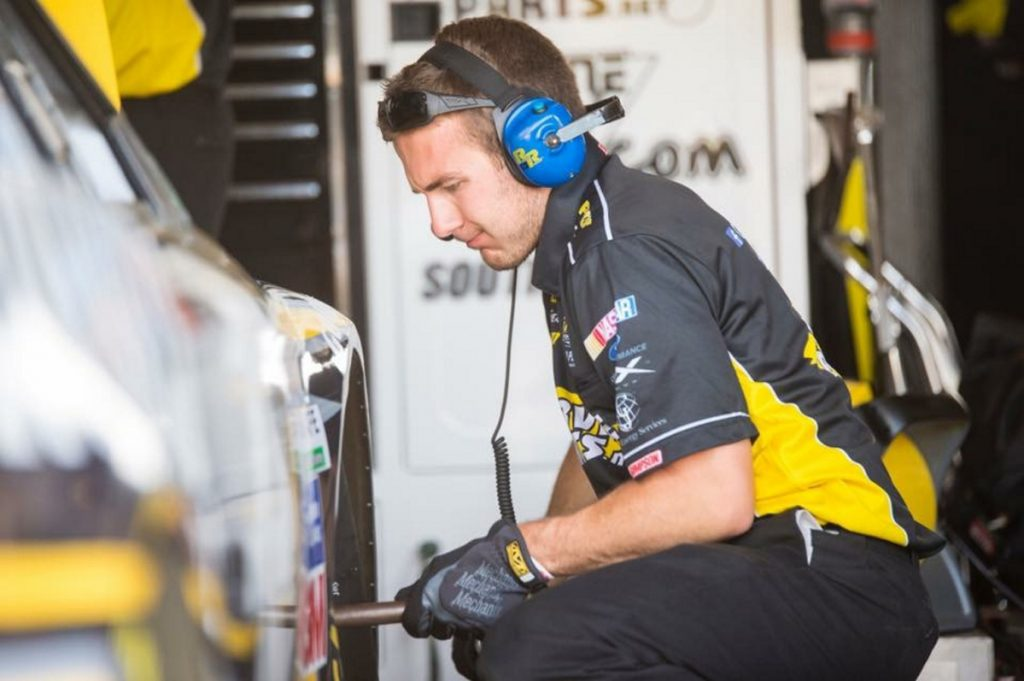 Oakland native and Messalonskee graduate Willy Pelotte has built an impressive resume early in his NASCAR career.