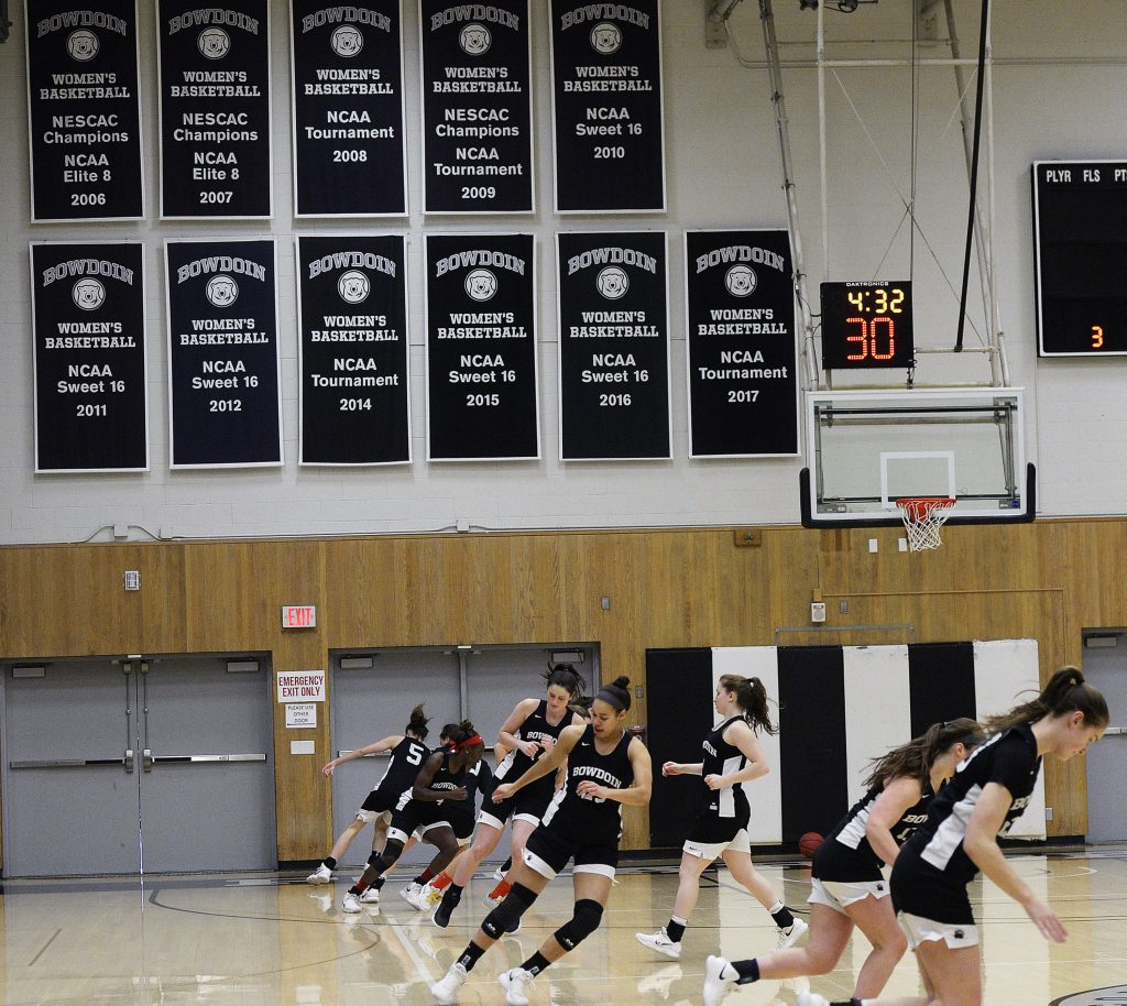 Women's basketball: Bowdoin reaches another level of ...