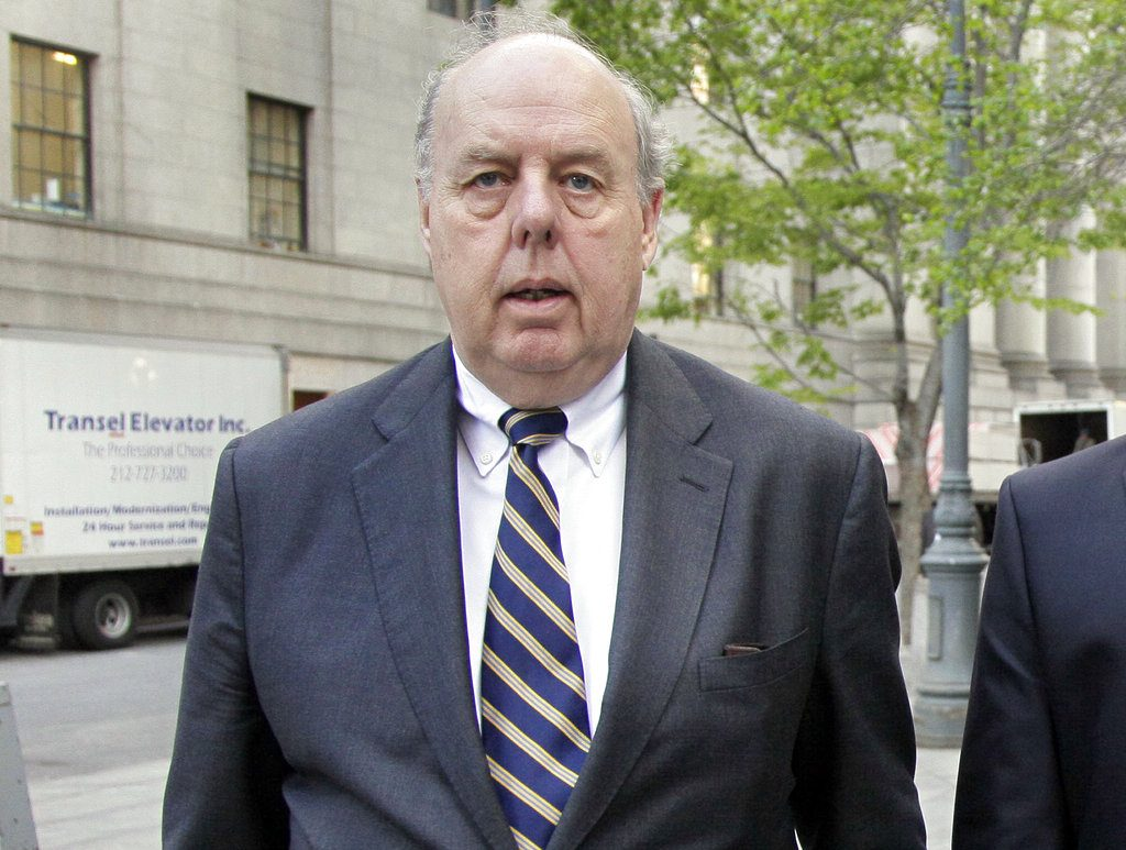 Attorney John Dowd on Saturday called on the Justice Department to immediately shut down the special counsel investigation into Russian interference in the 2016 election.