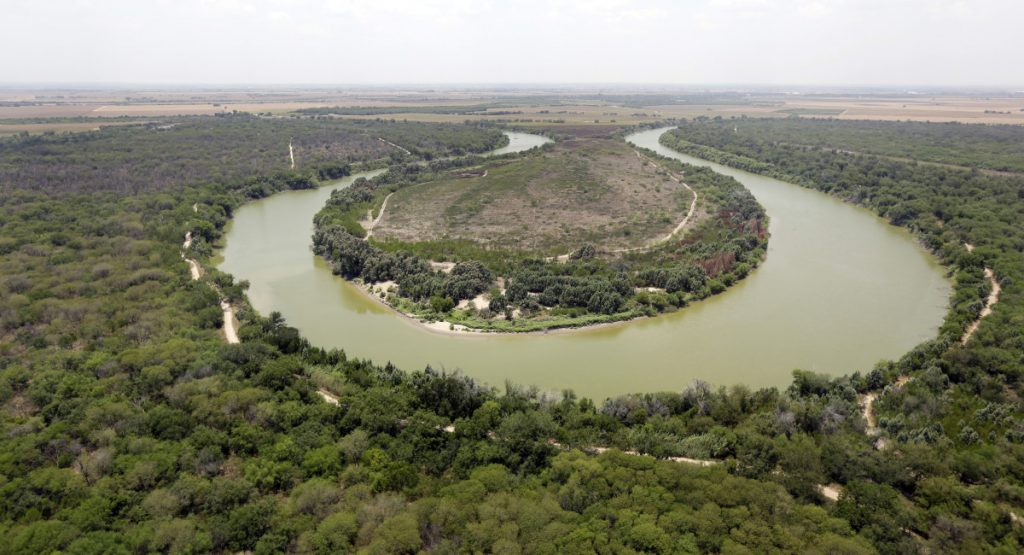 The troops patrolling the Rio Grande will eventually withdraw, but a wall could change the river forever. Customs and Border Protection will likely have to clear forests to install roads and lighting that could speed up erosion.