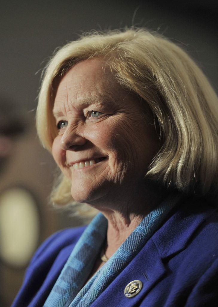 """""""Arts are a great way to bridge what divides us,"""" Rep. Chellie Pingree says."""