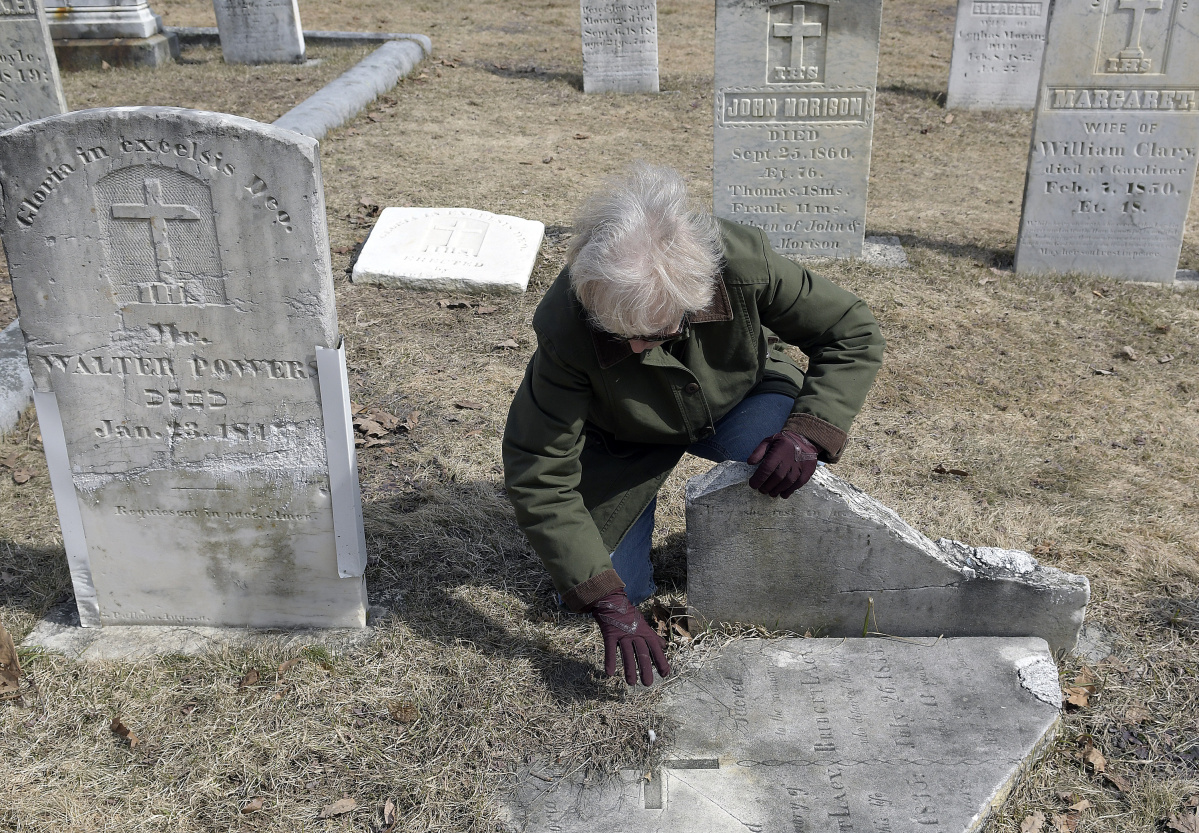 Archivists Mourn Destruction Of Gravestones At Whitefield Cemetery