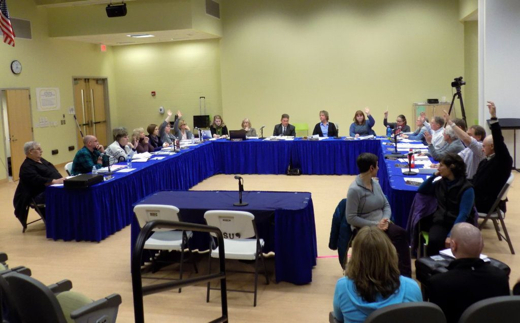 Regional School Unit 9 directors on Tuesday approved a motion to extend an alternative education program for disruptive students to the fifth grade.