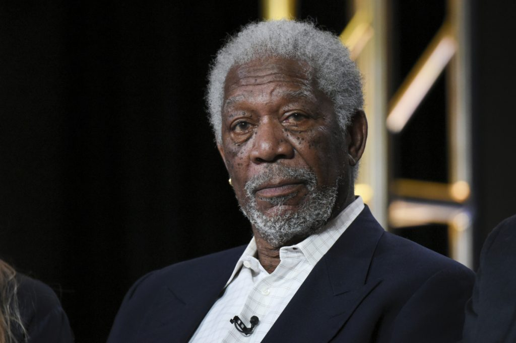 Morgan Freeman says he's devastated that his life's work is being undermined by baseless reports of sexual abuse.