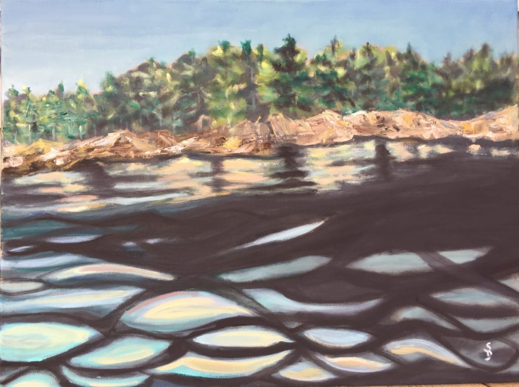 """Fishing Grounds"" by Sherry Dec"