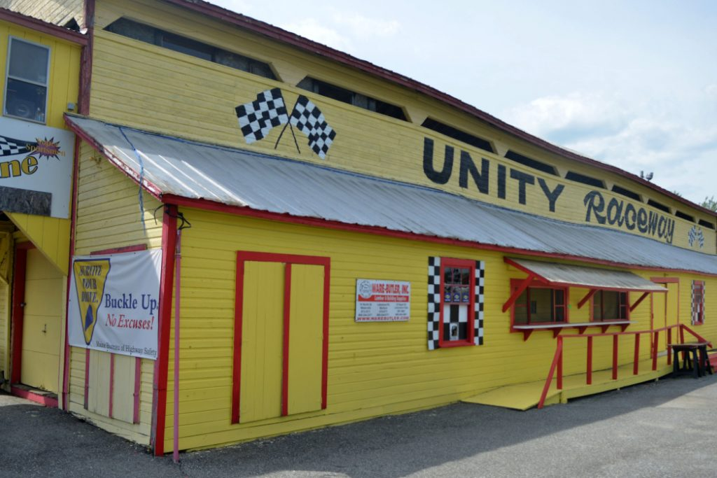 Unity Raceway is back in the hands of Ralph Nason after George Fernald opted out of a purchase agreement because of health and financial concerns.