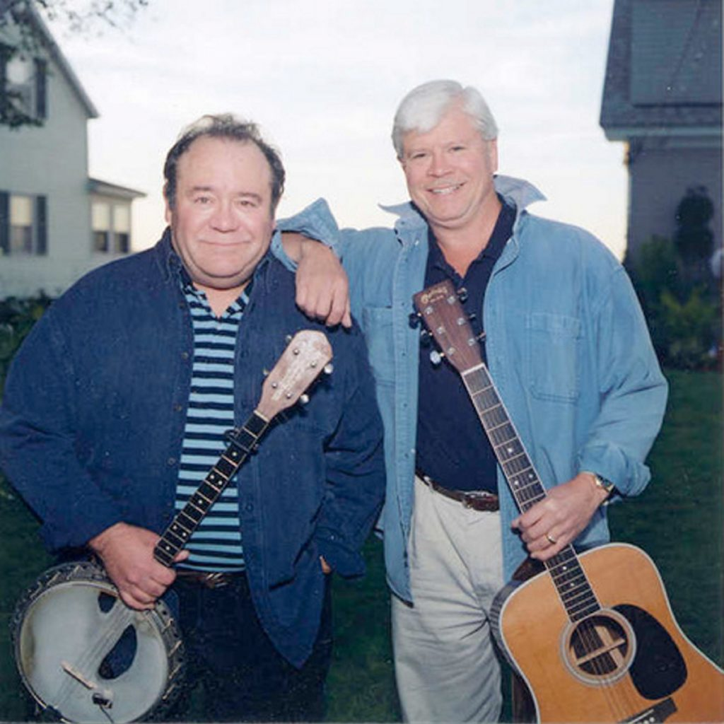 The folk duo Schooner Fare will perform May 18 at The Chocolate Church Arts Center in Bath.