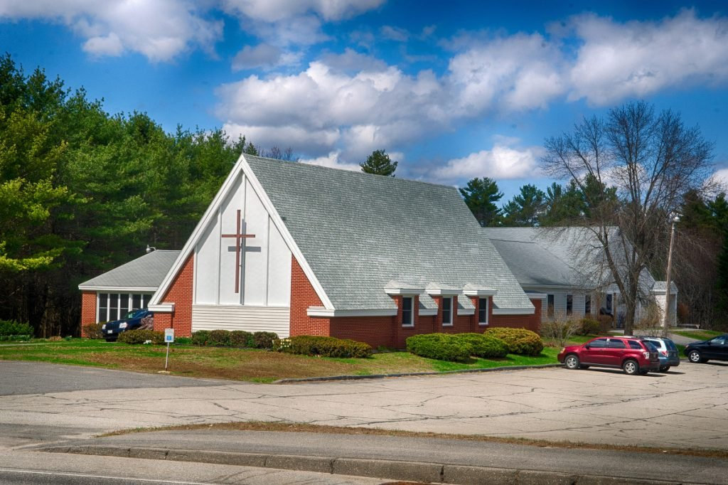 The proposed new location for the Bridging The Gap social services organization is seen May 1 at the Emmanuel Lutheran Episcopal Church in Augusta.