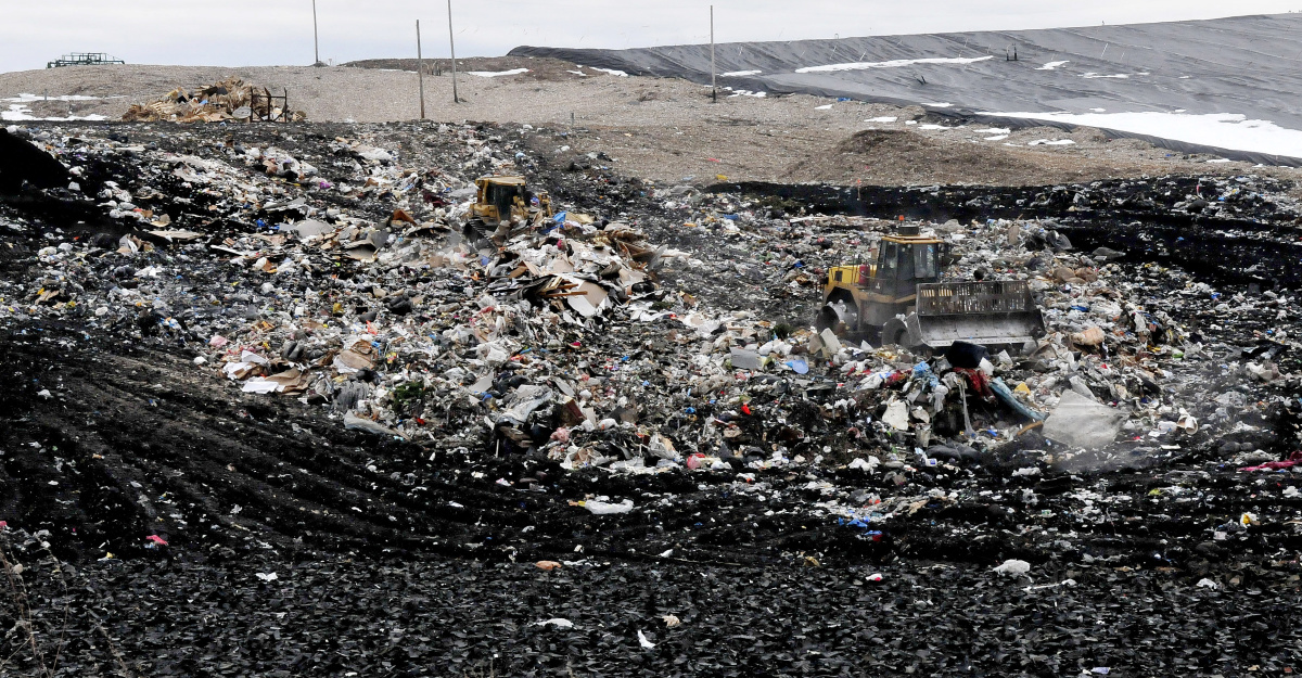 Crossroads Landfill introduces project to extend life of Norridgewock facility to 2041 - CentralMaine.com
