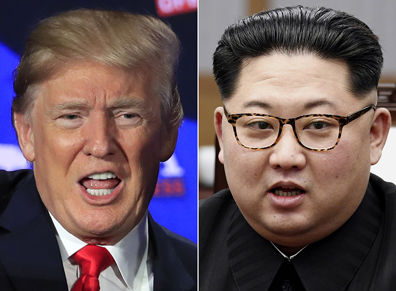 Trump To Meet North Korea's Kim In Singapore In June
