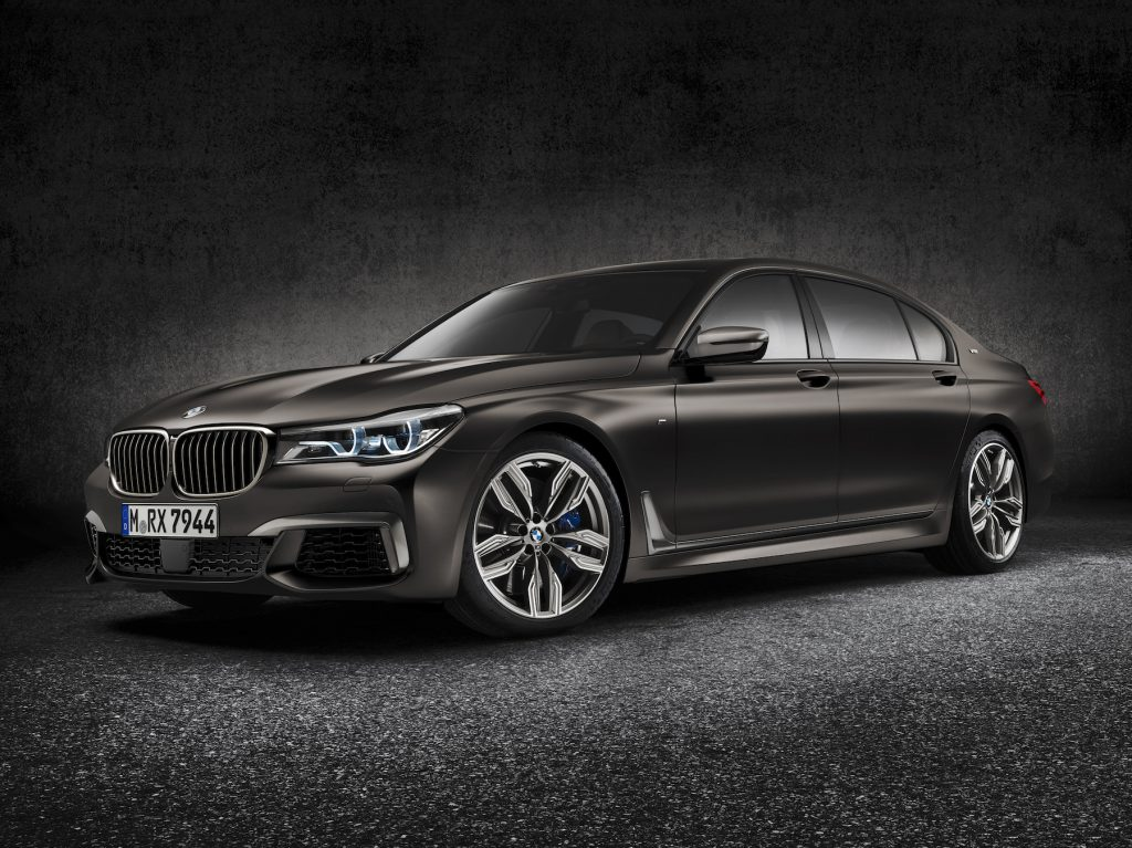 The 2018 BMW M760Li xDrive's base price is $153,800.