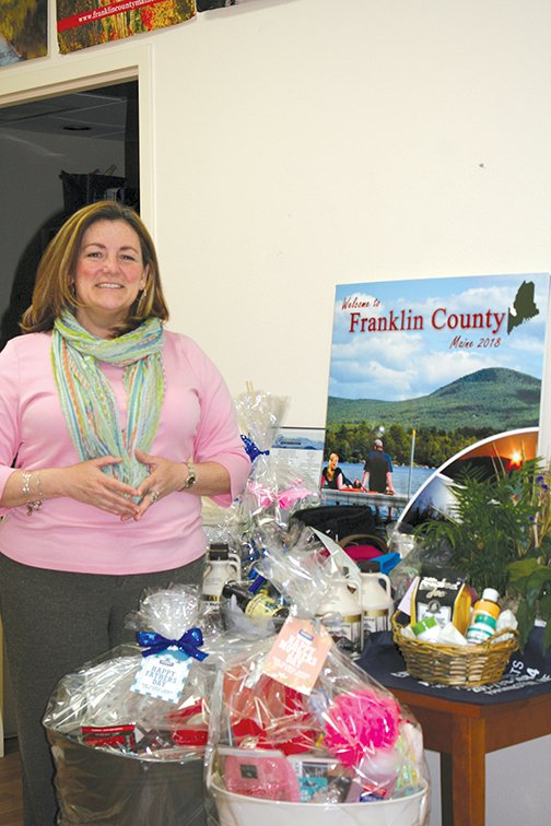 Trisha Mosher is the new executive director of the Franklin County Chamber of Commerce.  Valerie Tucker photo