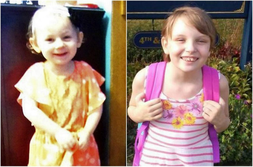 The deaths of Kendall Chick, 4, left, and Marissa Kennedy, 10, have spurred an inquiry into the state's child-protection system.