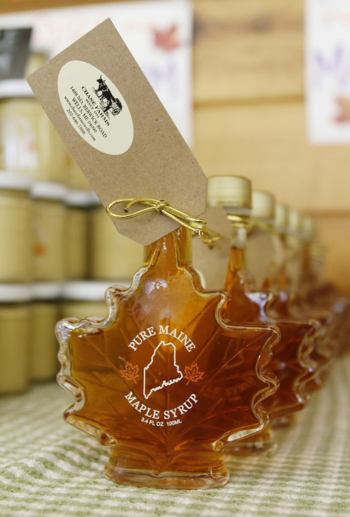 """Some Maine maple producers are upset by impending FDA regulation that says the label on syrup (and honey) must say that it has """"added sugar."""""""