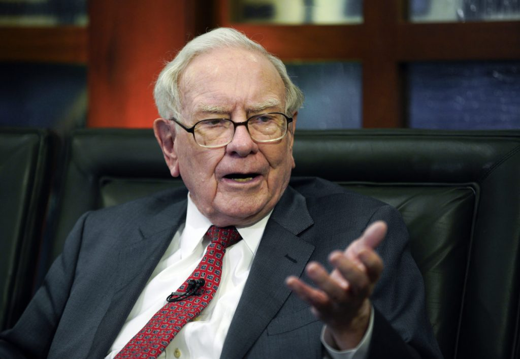 """""""Glide really takes people who have hit rock bottom and helps bring them back. They've been doing it for decades,"""" Warren Buffett says."""