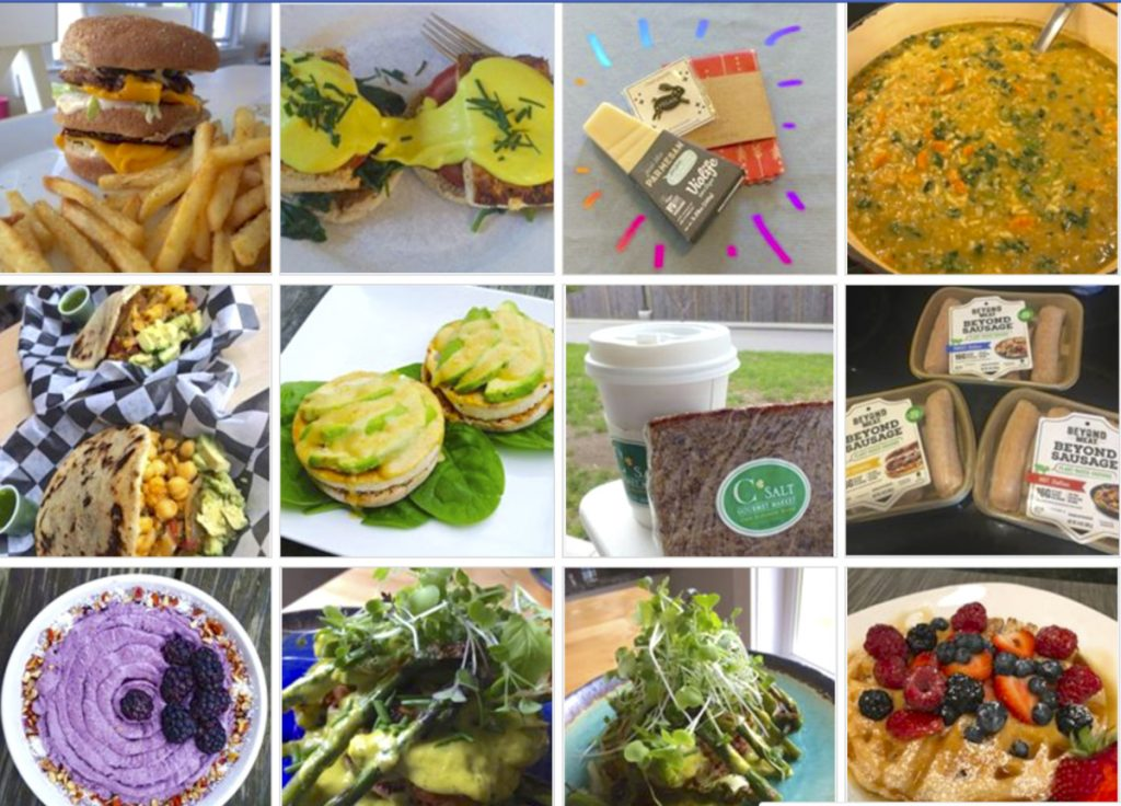 Members of the larger Vegan Maine group shared photos of the vegan soft-serve at CJ's Big Dipper in Bar Harbor; the vegan arepas at MAIZ Columbian Street Food in Portland; the Haystack nachos at the all-vegan Olive Branch Cafe in Lewiston; the vegan banana bread at C Salt in Cape Elizabeth; and much more.