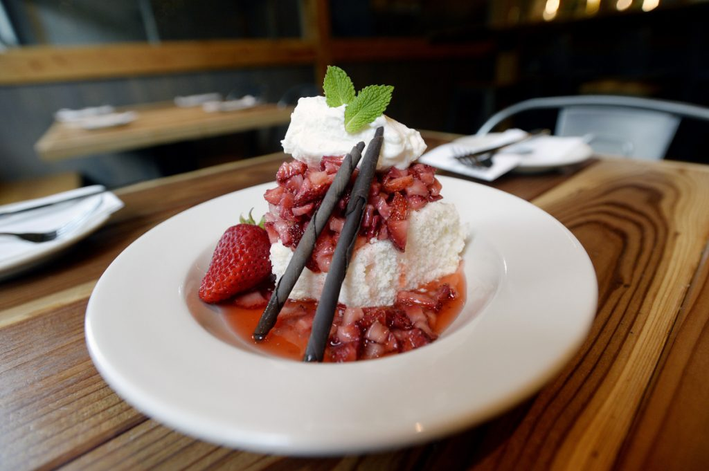 Strawberry Shortcake at Nonesuch River Brewing in Scarborough