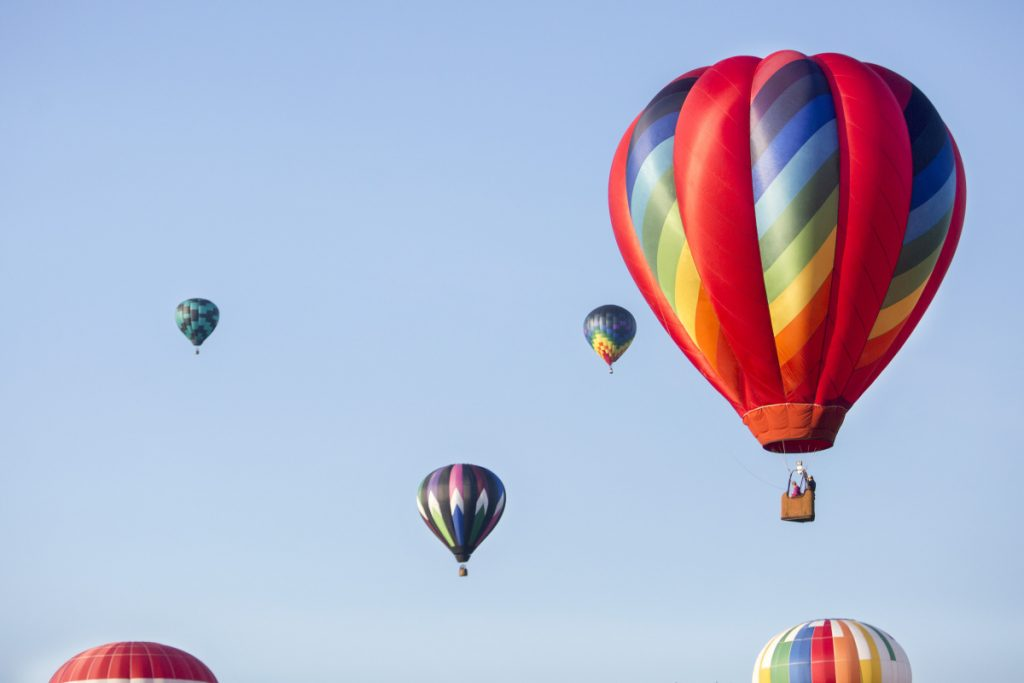The Great Falls Balloon Festival is one of the biggest and most popular events in the Lewiston-Auburn area, drawing tens of thousands of people during a summer weekend.