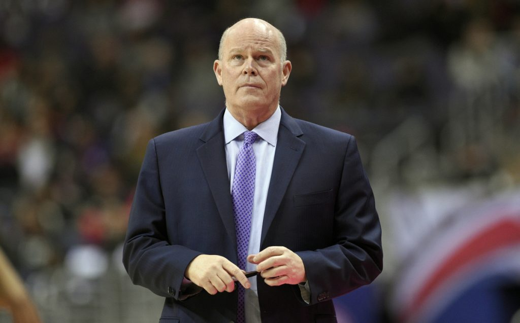 Steve Clifford, a University of Maine at Farmington graduate, was hired as the new coach of the Orlando Magic in May, returning to a franchise that's missed the playoffs in each of the last six years.