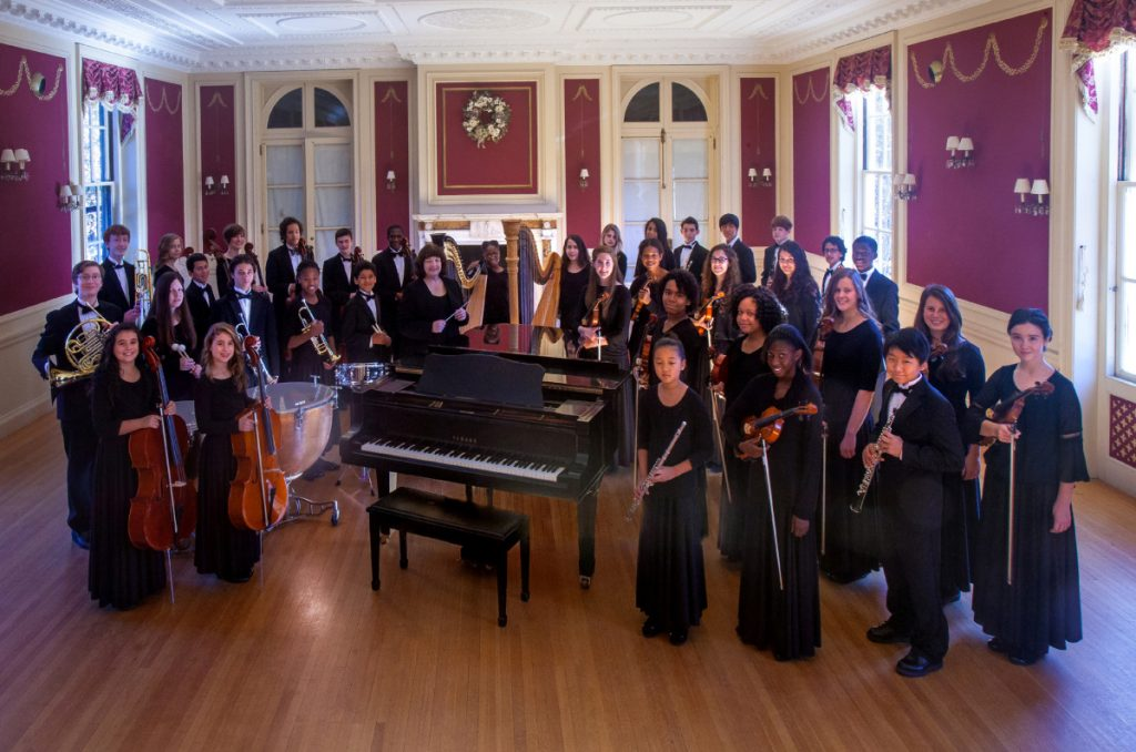 The Youth Ensemble of New England, a youth orchestra comprised of 40 young people ages 10-20, is based in Thayer Conservatory in Lancaster, Massachusetts. They will perform at 7 p.m. Wednesday, June 27, at the Church of the Good Shepherd in Rangeley.