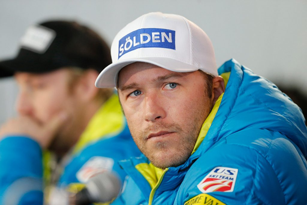 Bode Miller, seen at the skiing world championships in Beaver Creek, Colo., in 2015, lost his 19-month-old daughter, Emeline Miller, after paramedics pulled her from a swimming pool in Coto de Caza, Calif., on Saturday.