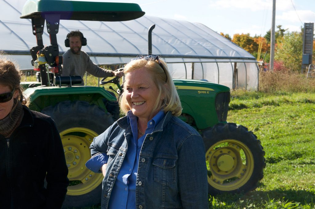 "U.S. Rep. Chellie Pingree, who represents Maine's 1st Congressional District, has been honored as an ""American Food Hero"" by Eating Well magazine."