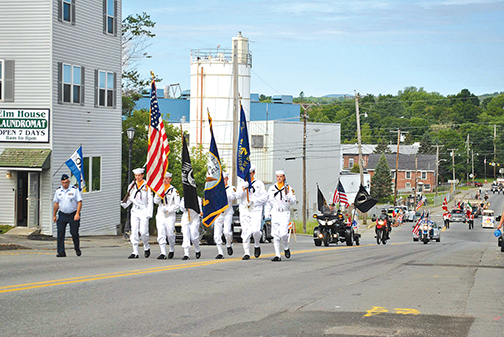 A perennial draw for locals and visitors is Madison-Anson Days, which runs from August 23 - 26. Events include a parade, book sale, sidewalk crafters and plenty of family entertainment.  Madison-Anson Days photo