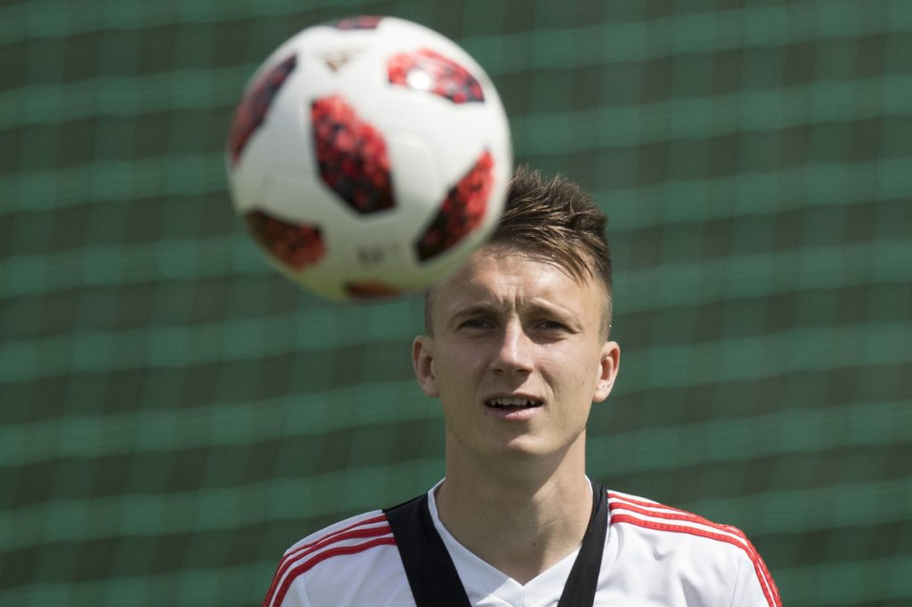 Aleksandr Golovin, a World Cup breakout star for Russia, says despite so many losses before the tourney, he believed in his team.
