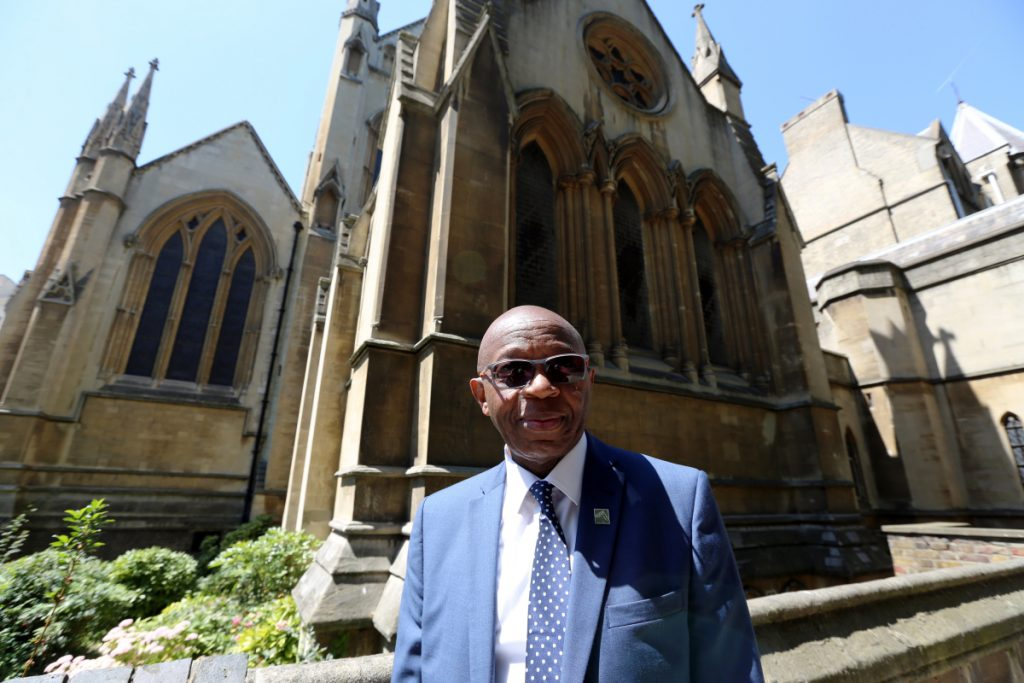 Dr. Joe Aldred, a Jamaican-born Pentecostal bishop of the Church of God of Prophecy, says he welcomes the partnerships that the Church of England will be entering into.