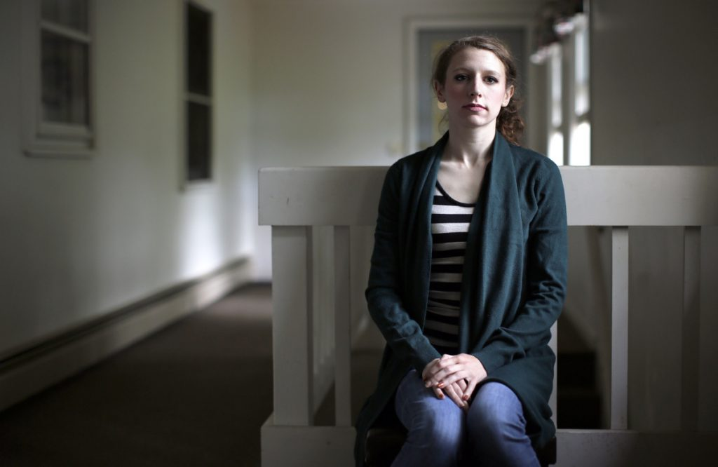 After moving to Biddeford from Massachusetts this year, Rachel Ostrom, 24, was told by the pharmacy benefits manager used by her new insurance company that her Butrans pain control patch would no longer be covered. Only patches using fentanyl or similar opioids would be reimbursed.