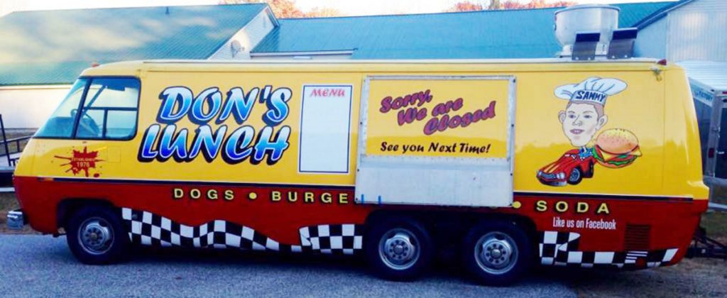 Westbrook revoked the business license for Don's Lunch food truck last month for failing to comply with conditions set by the city.