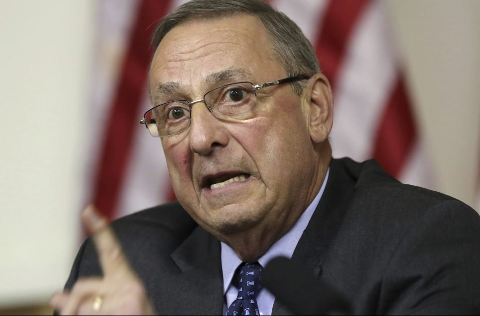 Gov. LePage says he would rather go to jail than implement Medicaid expansion, even if he's ordered to by the court.
