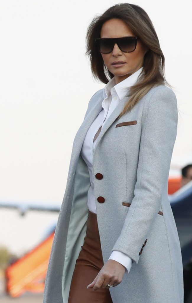 "Melania Trump's ""Be Best"" campaign includes teaching young people to be good citizens online."