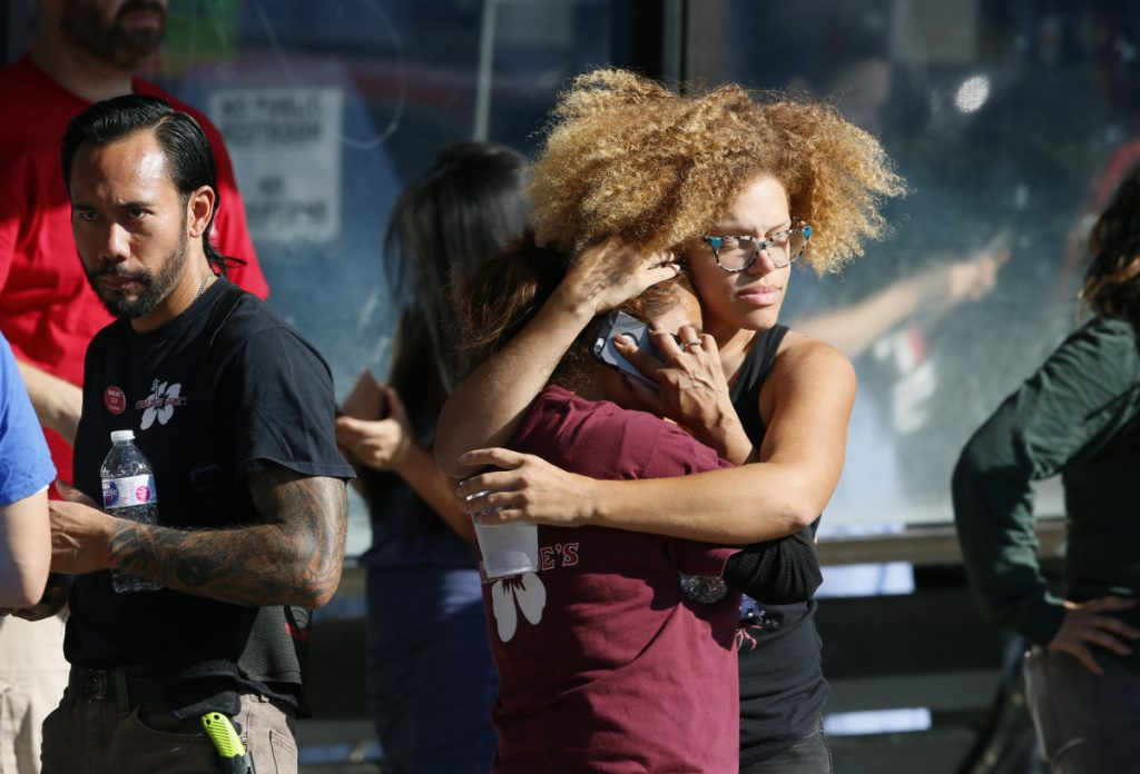Gunman in Los Angeles Trader Joe's standoff was feuding with grandmother