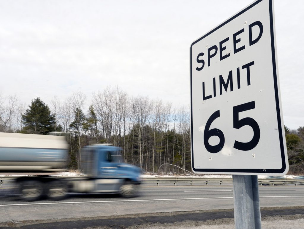 A reduction in Maine's traffic fines – by about 15 percent – went into effect Monday.