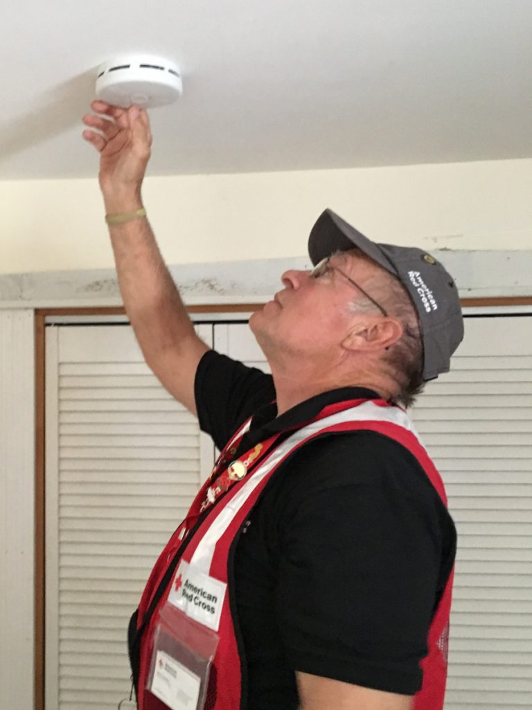 The Red Cross will install free smoke alarms and provide home fire safety education to Skowhegan residents on Saturday, July 21. Skowhegan residents can call 795-4004 x303 to make an appointment for these free services or to get more information.