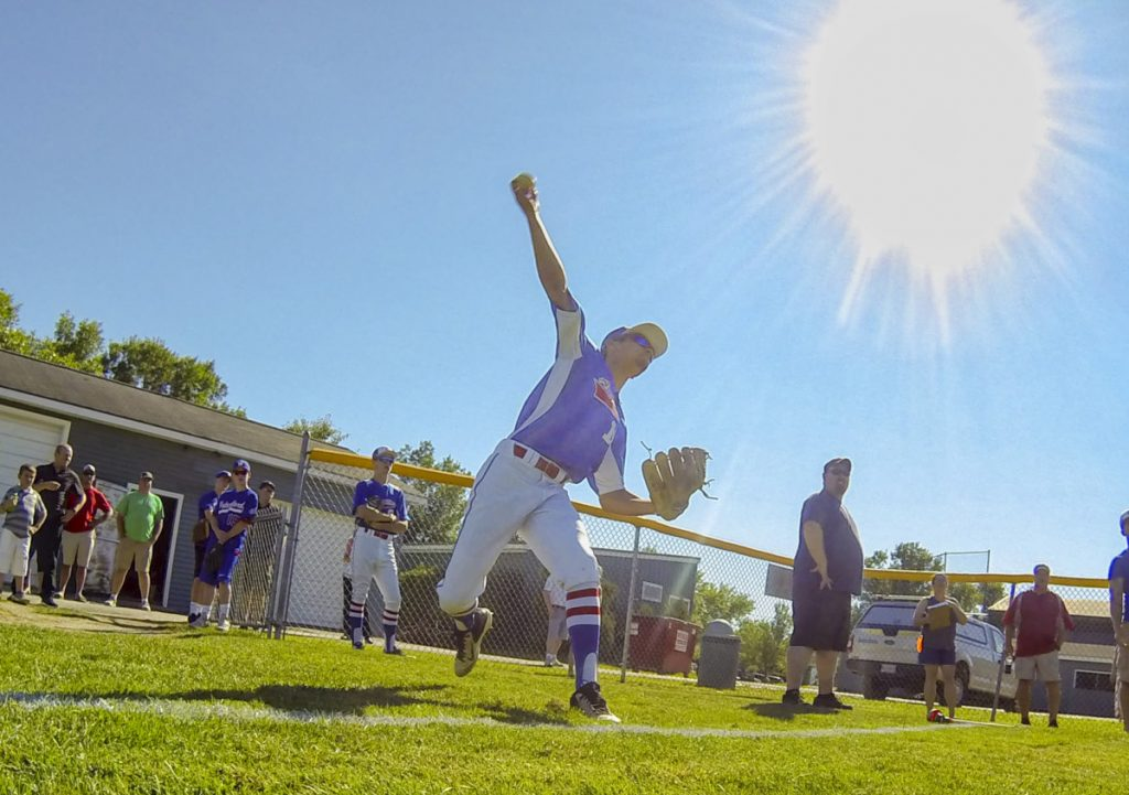 Skills competition kicks off New England Babe Ruth