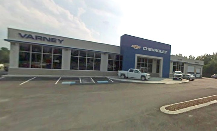 Varney Chevrolet at 384 Somset Avenue, Pittsfield, ME 04967