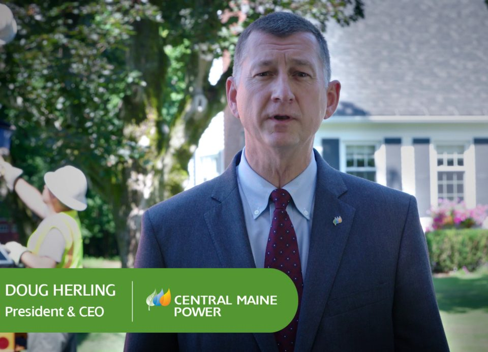 In a TV ad, chief executive Doug Herling says CMP has expanded its customer service team and is working to address every concern raised.