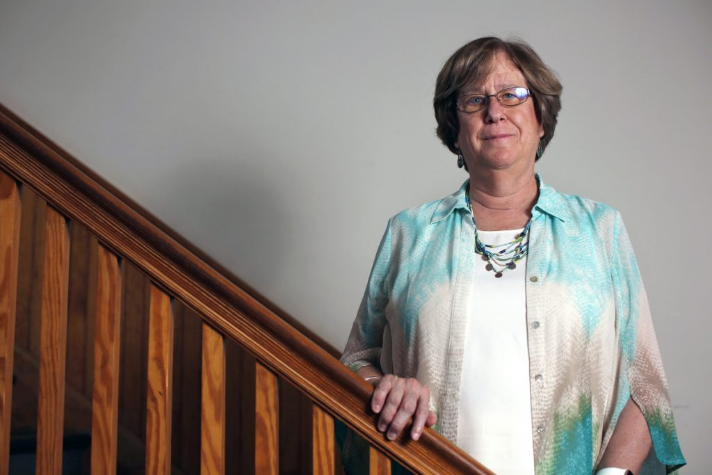 Joan Ferrini-Mundy, a former top executive at the National Science Foundation, is the new president of the University of Maine.