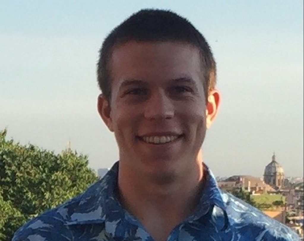 Jacob Brown was the class of 2015 valedictorian at South Portland High School.