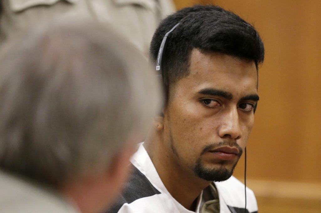 Cristhian Bahena Rivera, 24, worked for years at a dairy farm just a few miles from where he is accused of abducting and killing college student Mollie Tibbetts.