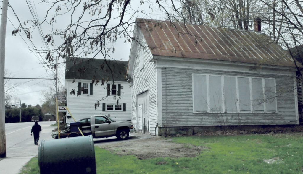 "In 2016 the Oakland Town Council terminated the lease for the Old School House at 97 Church St. and worked with the Oakland Area Historical Society to get it painted, but the task was ""overwhelming,"" according to Kelly Roderick of the historical society."
