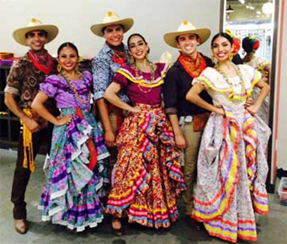 A Concertsw	sw of Mexican Folkorico will be presented at 7:30 p.m. Saturday, Aug. 25, at the Vienna Union Hall on 5 Mountain Road in Vienna.