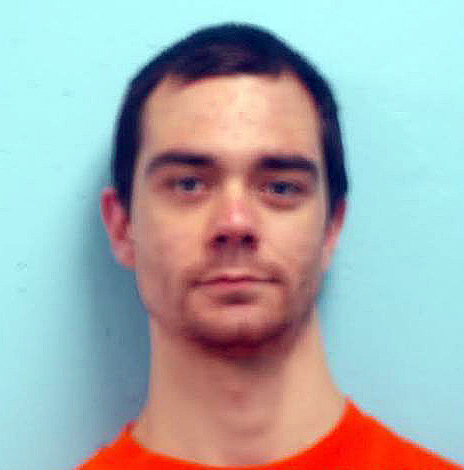 Wesley Villacci(Franklin County Detention Center)