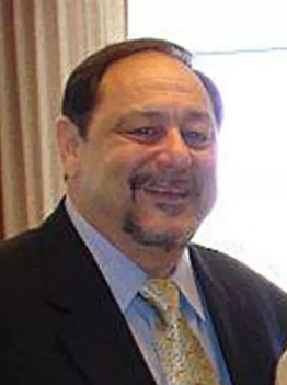 Robert Chain is shown in a photo from Facebook.