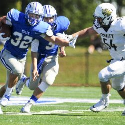 Maine College Football Roundup Husson Edged Out By Western New