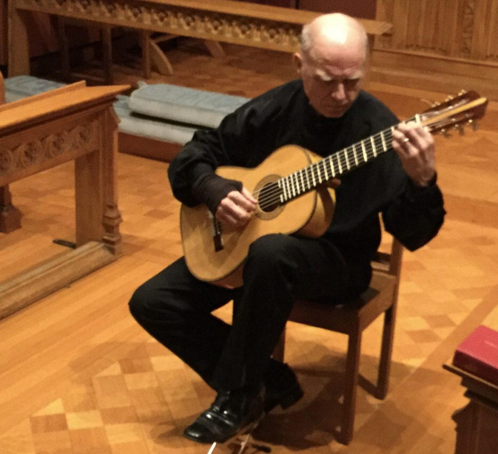 Timothy Burris will take the stage at the Emery Community Arts Centerto play Spanish guitar music of the romantic period in the late 1800s.
