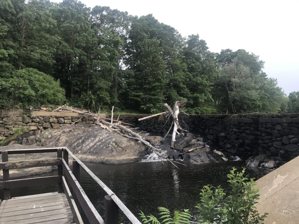 Farmington selectmen have approved a $1.2 million project that includes removal of the Walton's Mill Dam on Temple Stream. The proposal will be the subject of a local referendum question in November.